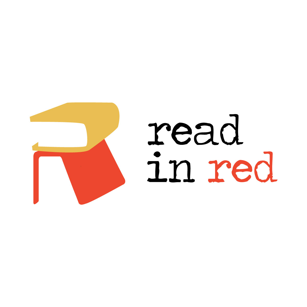 Read in Red Logo